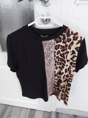 Damen Bluse Top in Schwarz gr.L XL
