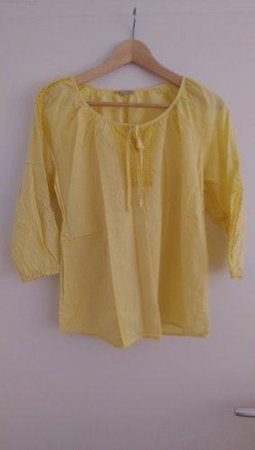Damen Bluse Tunika Best Mountain Gr. M gelb