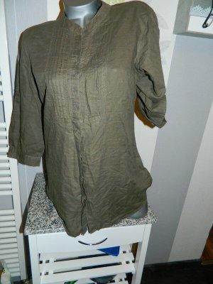 Biaggini Bluzka z krótkim rękawem khaki-oliwkowy