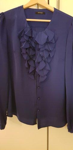 Damen Bluse von Orsay in Indigo Blau
