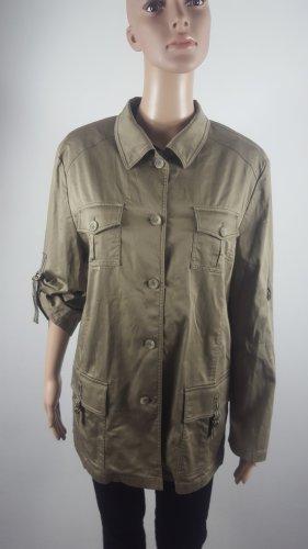 Blouse Jacket khaki
