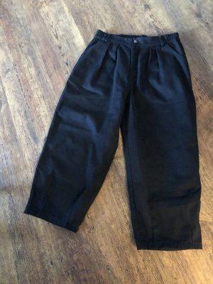 Pantalone bloomers nero Cotone