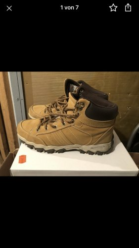 Landrover Snow Boots gold orange