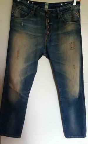 Damen Boyfrend Replay Jeans, Gr. 28