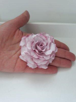 Brooch pink-light pink