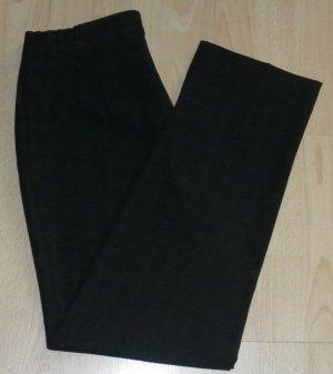 Canda Pantalone a pieghe nero Poliestere
