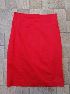 H&M Traje de negocios rojo