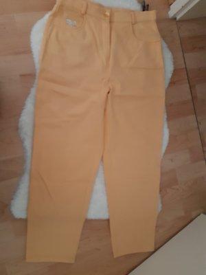 C&A pantalón de cintura baja albaricoque