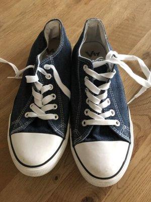 Damen Canvas Sneakers°Jeans-Schuhe°Gr. 40°wie neu°kaum getragen