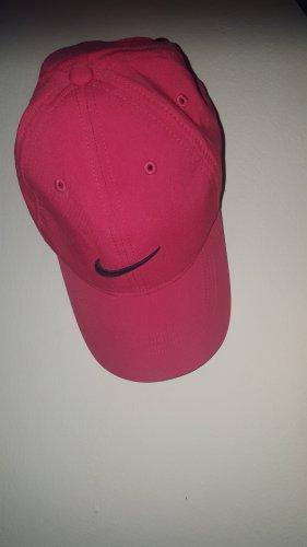 Nike Casquette de baseball rouge