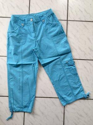 Canda Pantalone Capri azzurro