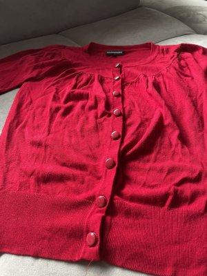 Warehouse Cardigan tricotés rouge