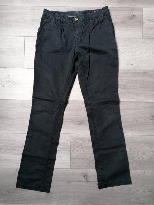 Ohne Pantalon chinos bleu foncé