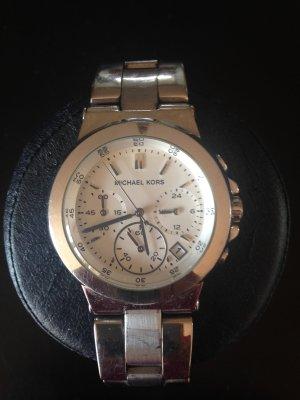 Damen Chronograph Michael Kors  Silber