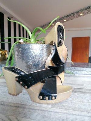 Damen Clog Sandaletten