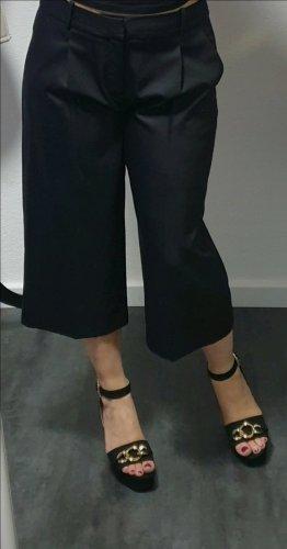 Comptoir des Cotonniers 3/4 Length Trousers black wool
