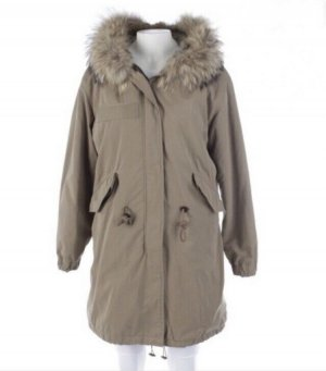 Witty Knitters Parka camel