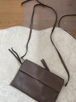 5th Avenue Crossbody bag black brown-taupe