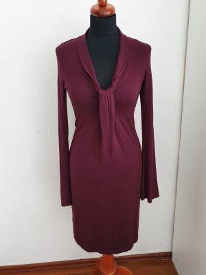 Orsay Sukienka dresowa głęboka czerwień