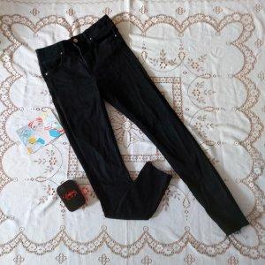 Damen eng Jeans, Skinny Jeans Retro style Gr.38 wie Neu