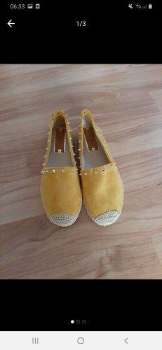 CCC Espadrille Sandals yellow