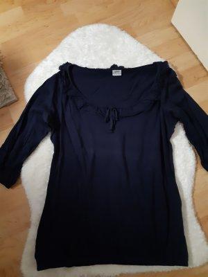 Esprit Camicia lunga blu scuro