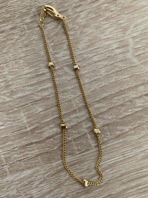 Unbekannte Marke Bracelet en or doré
