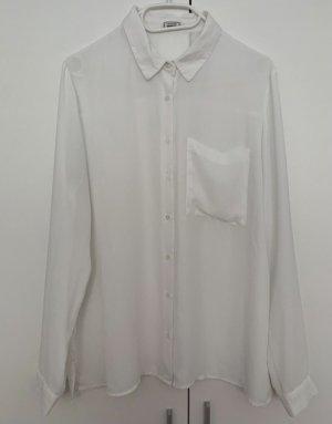 Damen Fashion Bluse Größe 38 Pimkie Weiß
