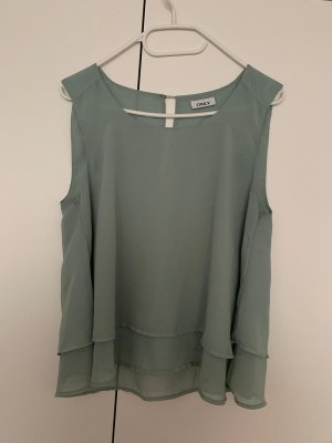 Only Blouse Top lime-green