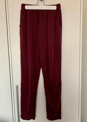Esmara Pantalón deportivo púrpura