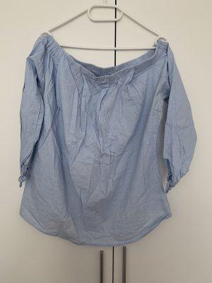 Damen Fashion Größe L Bluse Tunika Off-Shoulder