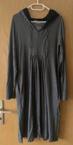 Unbekannte Marke Hooded Dress dark grey-grey