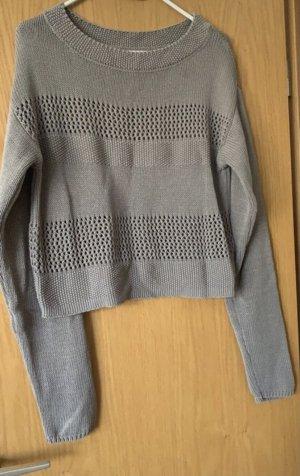 Damen Fashion Größe M Pullover Pulli Cropped
