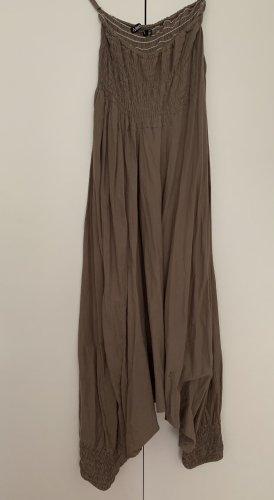 Madonna Pantalon large marron clair