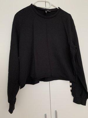 Damen Fashion Pullover Pulli Cropped H&M Größe S