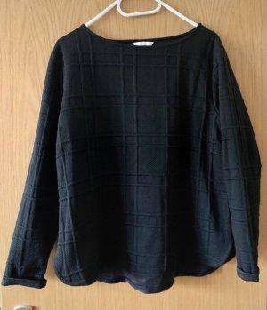 Damen Fashion Pullover Pulli H&M Größe 38 Schwarz