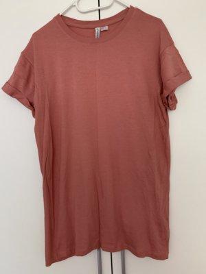 Damen Fashion Shirt Longshirt H&M Größe S