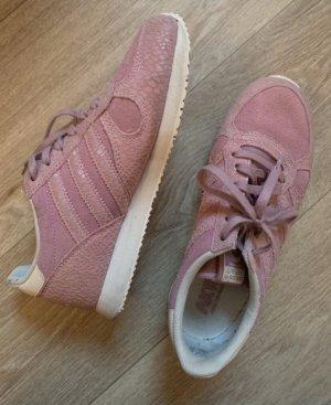 Damen Fashion Sneaker Adidas Größe 37 1/3 Rosé