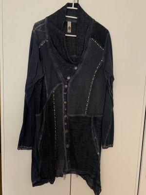 Damen Fashion Tredy Größe 40 Cardigan Jacke Longjacke Mantel