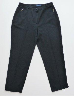 Damen feine Hose Gardeur Gr. 42 / M schwarz Stoffhose Anzugshose TOP Zustand fast neuwertig Businesshose