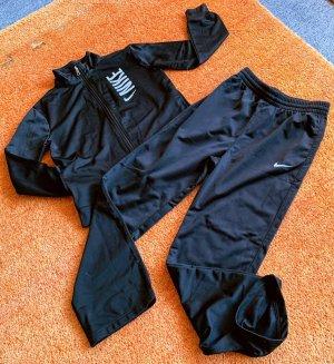 Nike Sportjack zwart Polyester