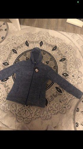 norma Fleece Jackets steel blue