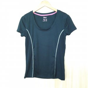 Damen Funktionsshirt Sportshirt Crivit schwarz Größe 36/38