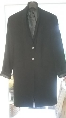 C.A.N.D.A Collection at C & A Long Blazer black polyester