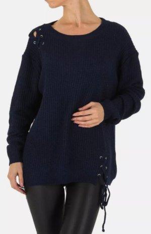 Damen gestrickt Pullover