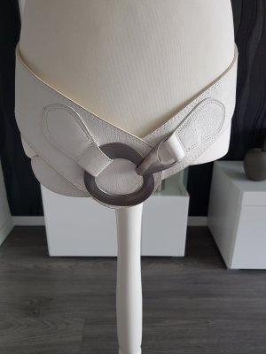 Damen Gürtel Weiß 100 cm von Best Emilie