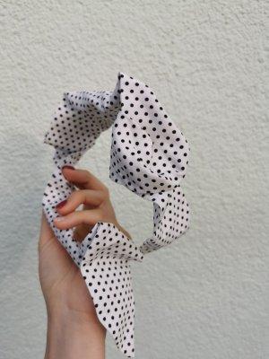 Vintage Ribbon white-black