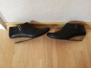 Zign Zapatos Mary Jane negro