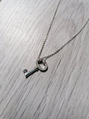 Damen Halskettchen von swarovski * Schlüssel*