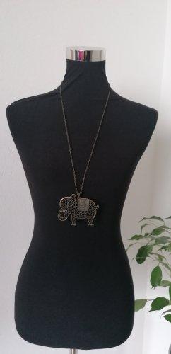 Damen Halskette * Elefant* von Bijou Brigitte